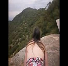 Casal amador fudendo no monte roraima