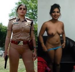 Policial gostosa caiu na net mostrando a bucetinha