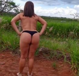 Vídeo e fotos da raquel exibida pelada ao lado da rodovia dos bandeirantes