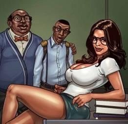 Blacknwhite detention 2