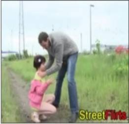 Pegou novinha colegial no caminho da escola