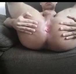 Acervo passivo +18: branquinho piscando o cu