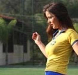 Fotos de nana gouvea na torcida pelo brasil - madrugada do pornô
