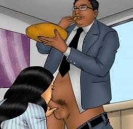 Savita uma indiana dona de casa que adora foder