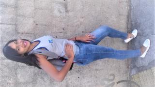 Camila colega de sala dançando funk nua caiu no whatsapp