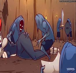 Guerreiras escravas Hentai videos
