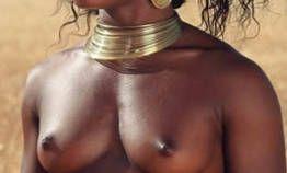 Negras gostosas e peladas