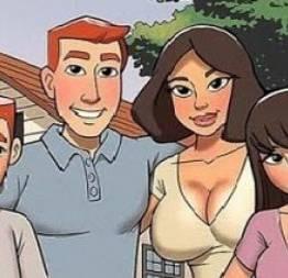Putaria sem limites em família - incesto em família