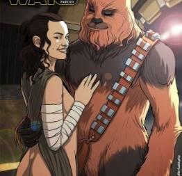 Star wars da putaria
