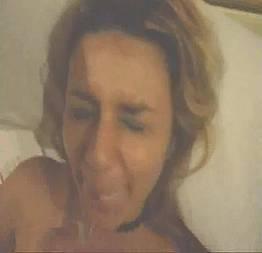 Ana lu levou no cu e pediu porra na boca