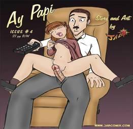 Ay Papi 04 - papai sacana comendo filhinha