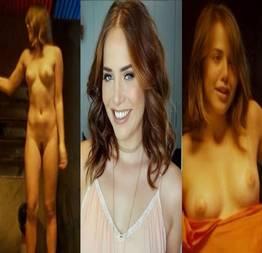 Letícia colin pelada em cena de sexo e orgia - bonitinha, mas ordinária