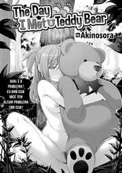 Ninfeta virgem fodendo com Teddy Bear