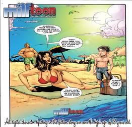 Quadrinhos eróticos mãe e filho Obsessão 1