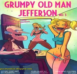 Senhor Jefferson 03 – velho safado