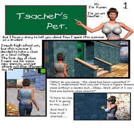 Sexo com as professoras gostosas