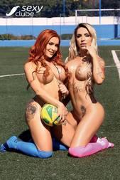 Musas da Copa Mundo 2018 nuas na Sexy