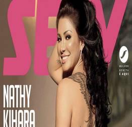 Nathy kihara revista sexy julho 2018