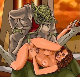 Os ensinamentos do mestre Yoda