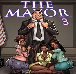 The Mayor 03 quadrinhos eróticos porno