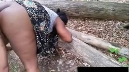 Dona Maria traindo o marido no mato do sertão do Ceará