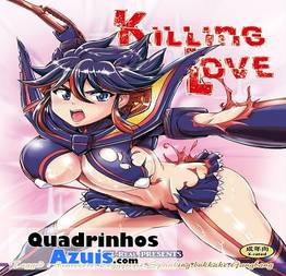 Kill la Kill os melhores manga hentai