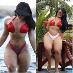 Palloma Lima novinha do instagram com um corpo delicioso