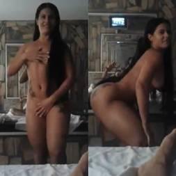 Analzinho gostoso no motel com bunduda gostosa