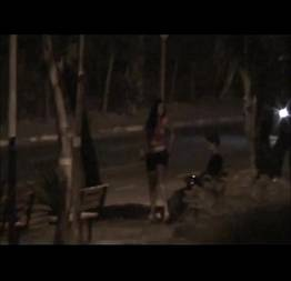 Flagra de sexo na rua em Uberlândia MG