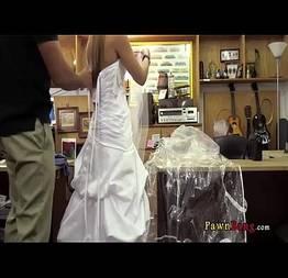 Traiu o marido no dia do casamento