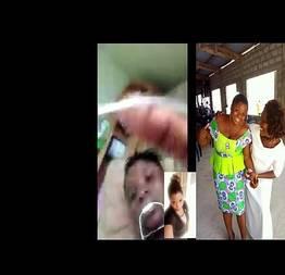 Vídeo polêmico na Nigéria dessa safada que deu maior confusão no País