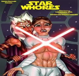 Whores parodia Star Wars
