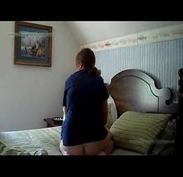 Prima sapequinha em seu quarto