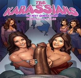 The Karassians sexo interracial