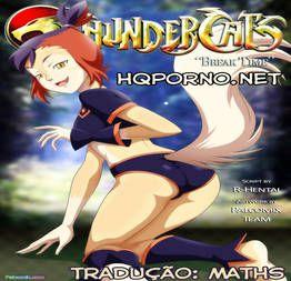 Thundercats fodendo na selva