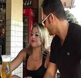 Fez proposta para dono do bar - XVIDEO NOVINHA
