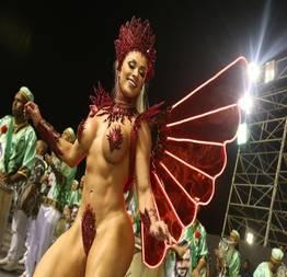 Gostosas nuas no carnaval 2019   Gostosas da Net