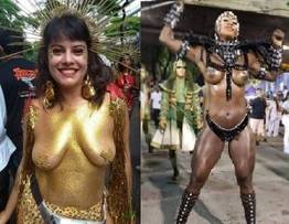 Melhores fotos de flagras e putarias do carnaval