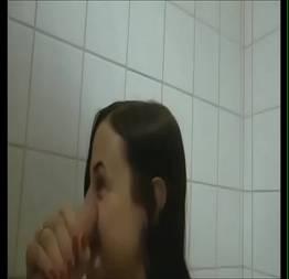 Gozada na cara deliciosa