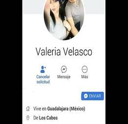 Safadinha Valéria caiu na net