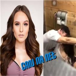 Suposto vídeo de Larissa Manoela dando no banheiro da balada