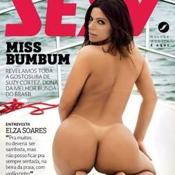 Suzy Cortez na sexy