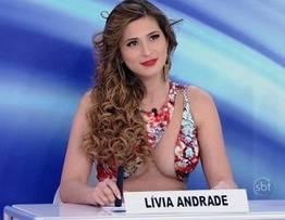 Livia Andrade gostosa peituda em fotos pelada