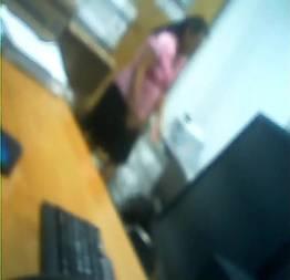 Comeu a chefe casada na oficina onde trabalha