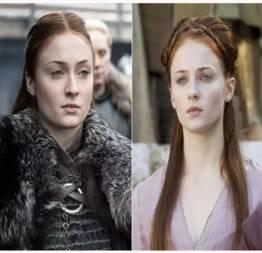 Atriz do Game of Thrones (Sansa Stark) Caiu na Net Masturbando o Namorado