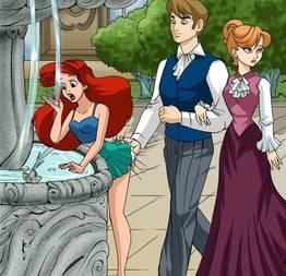 Ariel Explores - Hq Hentai