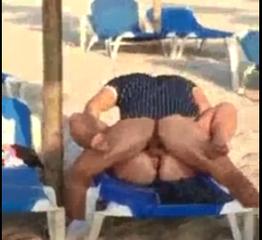 Casal fodendo no resort