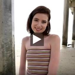 Deu ideia na garota na praia, confira o que rolou