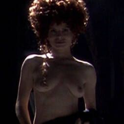 Débora Bloch nua no filme
