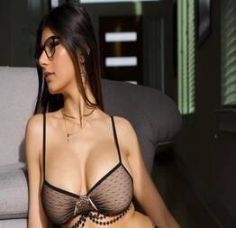 Mia Khalifa, ex-atriz pornô, alerta garotas para não trabalharem em filmes adultos | Famosas nuas oficial